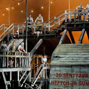 """Wagner: """"Die Walküre"""" – Foster, Lundgren, Ventris, Melton; Janowski; Bayreuth 2016"""