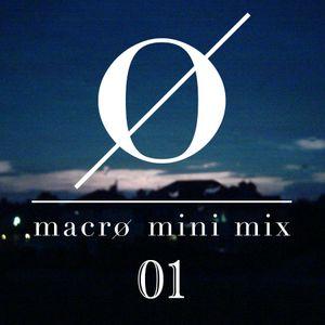 macrø Summer Mini Mix 01