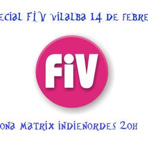 especial FIV de Vilalba en zona matrix