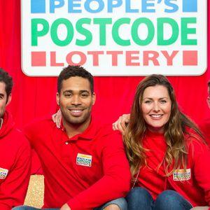 Postcode Lotterie Login