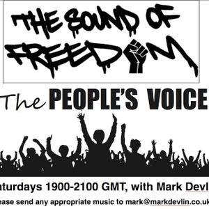 The Sound Of Freedom on The People's Voice. Show 5 Hour 1