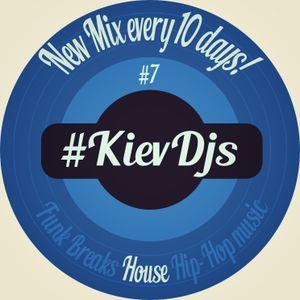 Mixshow #7 - House music
