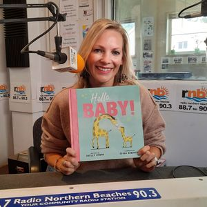 By the Book Episode 88 Picture Books and the Importance of Reading to Baby with Author Shelly Unwin