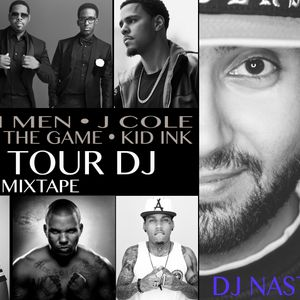THE TOUR DJ - MIXTAPE