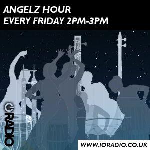 Angels Hour with Angel on IO Radio 011217