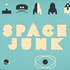 Live DJ set - space junk mix