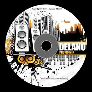Delano - Live from Santorini Greece / Perissa Beach Vol 1 2009