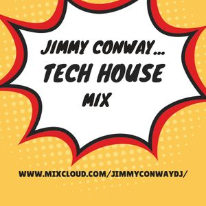 jimmy conway tech house mix. volume 1
