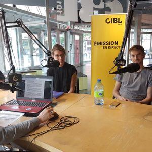 Au Pied Du Lit - Emission du 18/08/18 H1  Jennifer-Ann Wir et Wiklow
