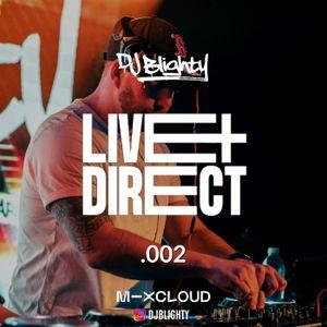 Live & Direct.002 // R&B, Hip Hop, Dancehall & Afrobeats // LIVE this Saturday 6pm BST