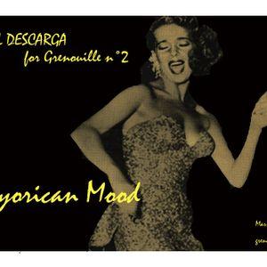 "Soul Descarga for Grenouille n°2 ""Nuyorican Mood"""