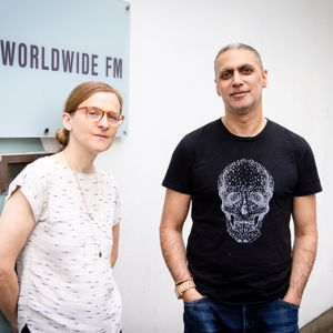 Emma Warren with Nitin Sawhney // 08-05-17