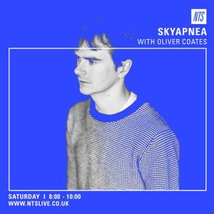 SKYAPNEA w/ Oliver Coates - 28th February 2015