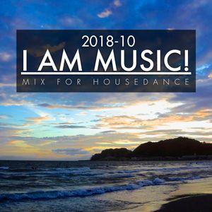 I AM MUSIC! 2018-10