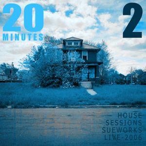 20 MINUTES - Mix 2/Live 2006