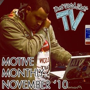 Motive Monthly: November 2010