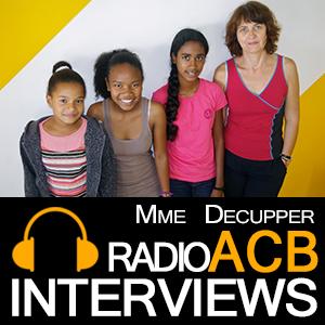 Interview Mme Decupper