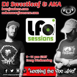 L.F.O. SESSIONS - DJ AKA / Sweetleaf - Urban Warfare Crew - 02.11.2016