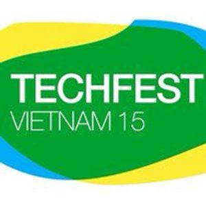 Marco Mei @ TechFest -VIETNAM - Madake , Friday 15th May 2015