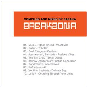 Zazaka - Breaksonia