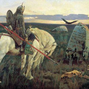 Cloudscape #30.1: A Warrior's Peregrination