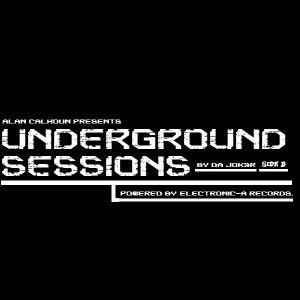 UNDERGROUND SESSIONS BY DA JOK3R EPISODE 8 // DJ DA JOK3R - TECHNO//