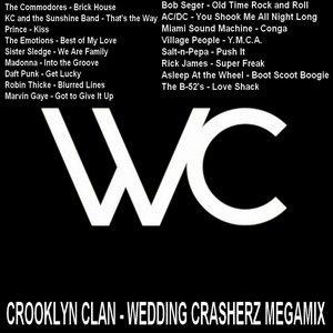 Crooklyn Clan - Wedding Crasherz Megamix