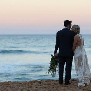 Beachside Wedding Post Ceremony