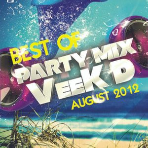 Veek D - Best of Party Mix @ Radio3Net August 2012