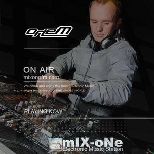 orteM - Exclusive For miXoNe Radio, Buenos Aires [2018 Jan 22]