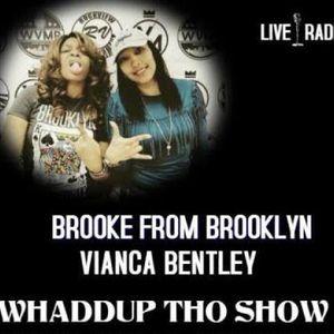 Whaddup Tho Radio 9-27-18 w/ Tina Bugatti & RapBully (aka Not The Last Episode)