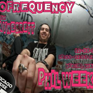 Wayne Brett's Lofrequency show on Chicago House FM with special guest Phil Weeks