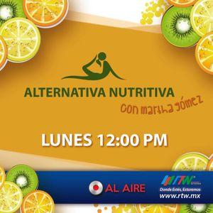 Alternativa Nutritiva 10/03/14