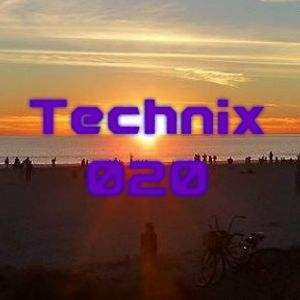 Technix 020 - deep and driving house mix