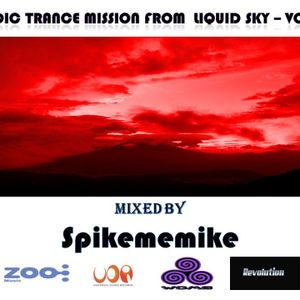 melodic trance mission from liquid sky - vol 4 - full moon - 04 - 07 -2012 - by - Spikememike