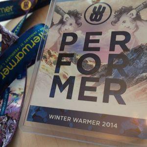 DJ Set @ Winter Warmer Feb 1st 2014