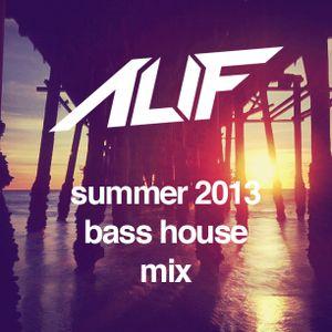 ALiF - Summer 2013 Bass House Mix