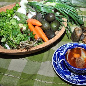 La cocina en la epoca colonial- lo nuestro