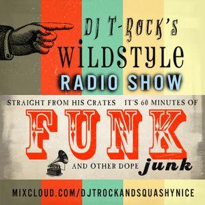 DJ T-Rock's Wildstyle Radio Show Vol. 1