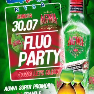 Grand F - FLUO PARTY by AGWA 30.07.2016 (Part 3)