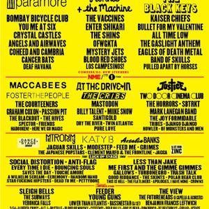 Pre-Reading Festival'12