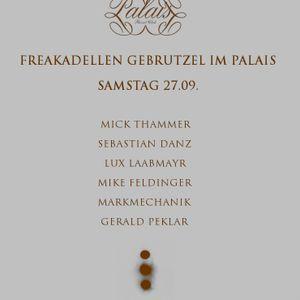mick thammer VINYL ONLY live @ freaksound klubhaus salzburg (29.06.2013)