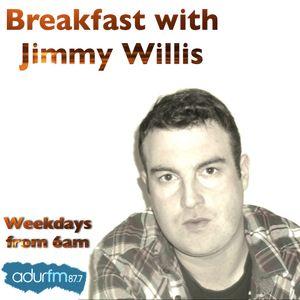 Breakfast with Jimmy Willis episode 2