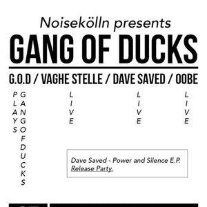 Noisekölln feat. Gang Of Ducks (G.O.D.)