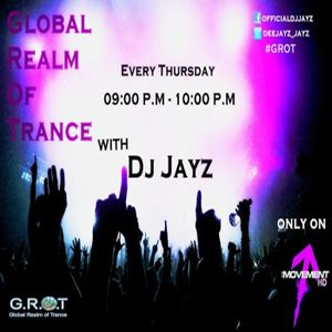 Global Realm Of Trance Ep-95 With Jayz