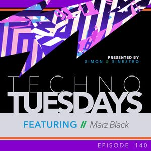 Techno Tuesdays 140 - Marz Black
