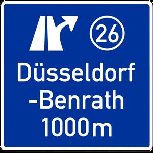 Felis.C - Autobahn Paris - Düsseldorf