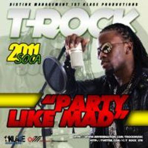 T-Rock Birthday Mix 2013 on Caribbean Vibe