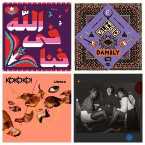 Rebel Up Nightshop #56: KOKOKO!, Damily, Fanna-Fi-Allah, Nouvelle Ambiance and more