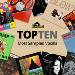 Top Ten Most Sampled Vocals of All Time [Playlist]